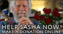 Donate Online Now to Support Medical Care for Sasha